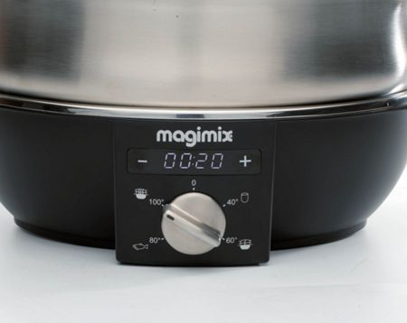 Magimix Multi Functional Stainless Steel Steamer 11578