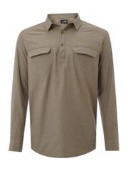 Cheap Monday Two pocket long sleeved shirt