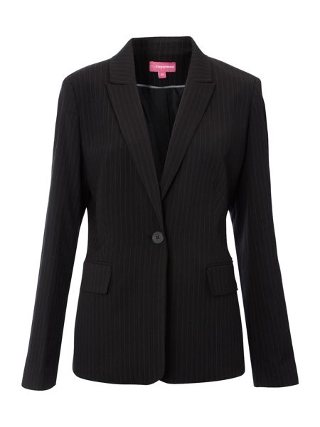 The Department Pinstripe jacket