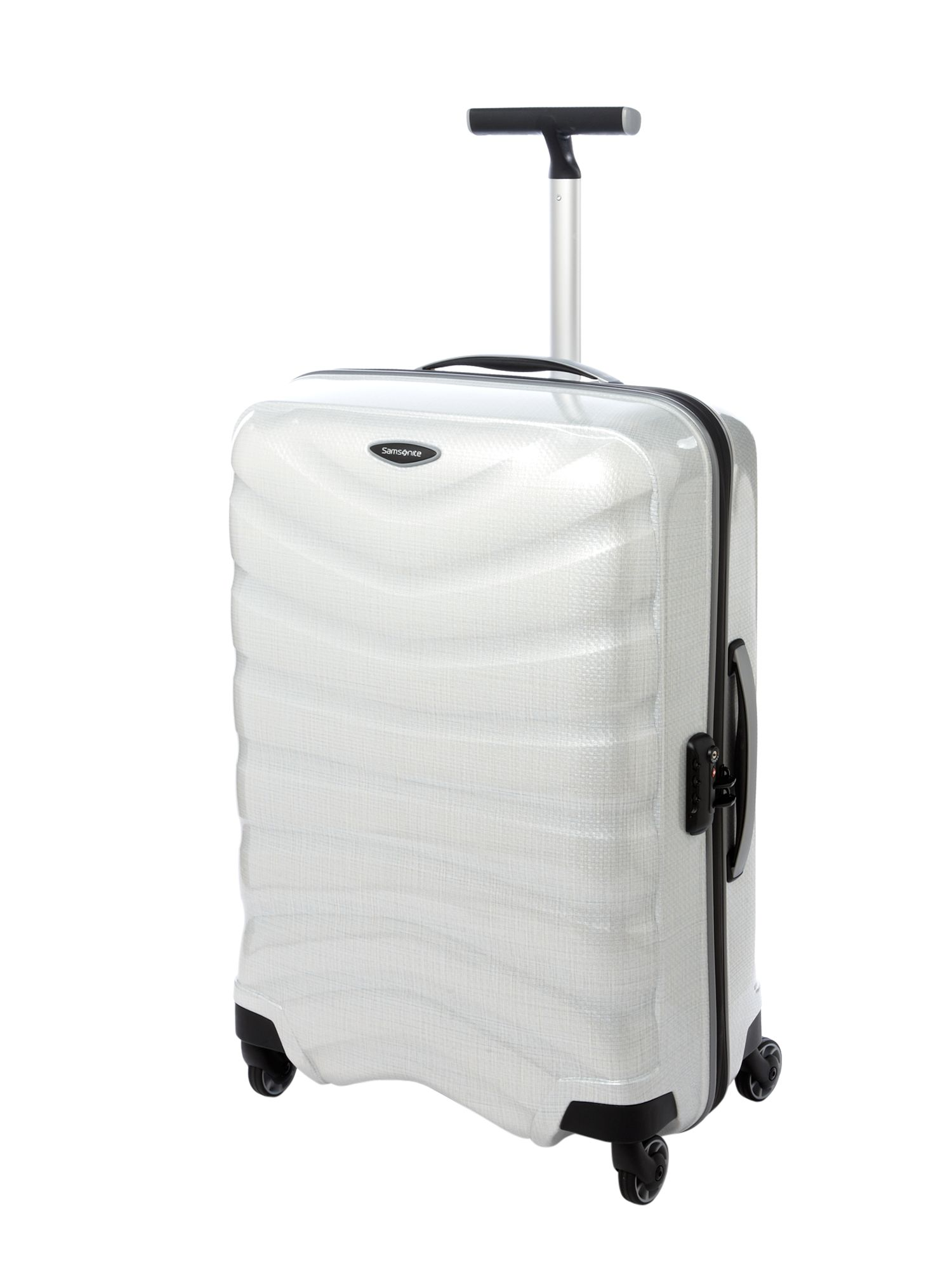 Firelite White 69cm 4 Wheel Case