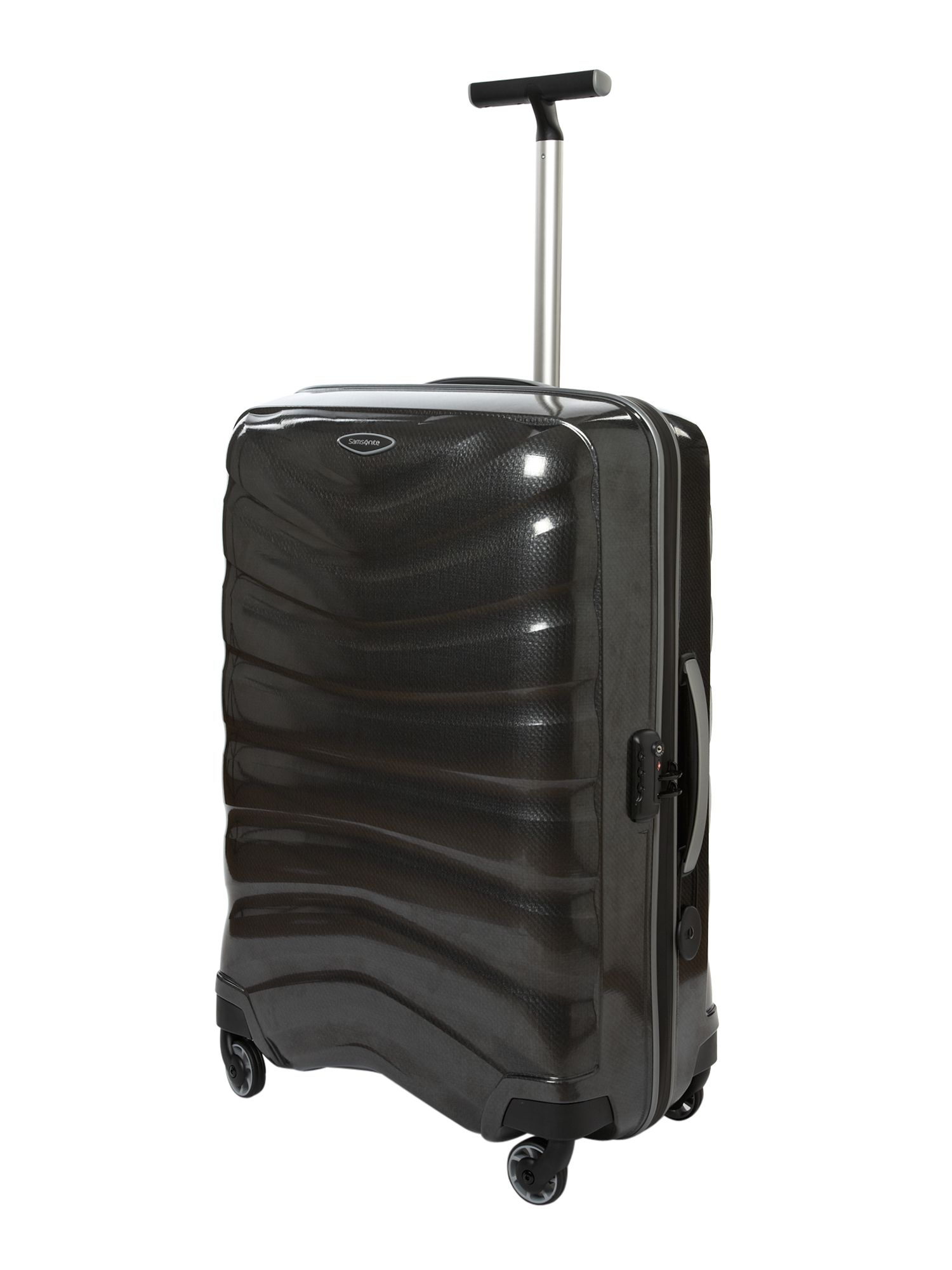 Firelite Charcoal 75cm 4 Wheel Case