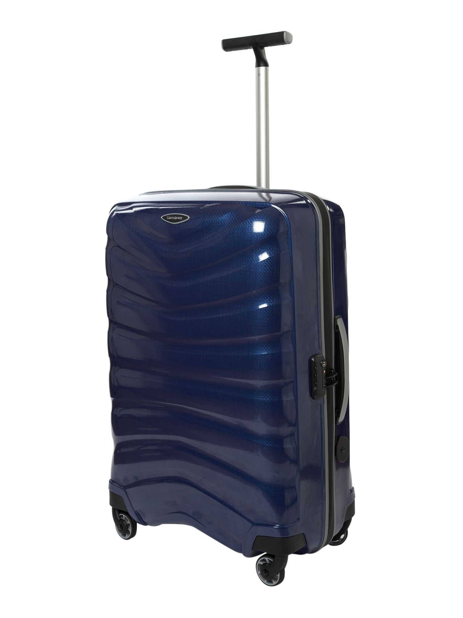 Firelite Blue 75cm 4 Wheel Case