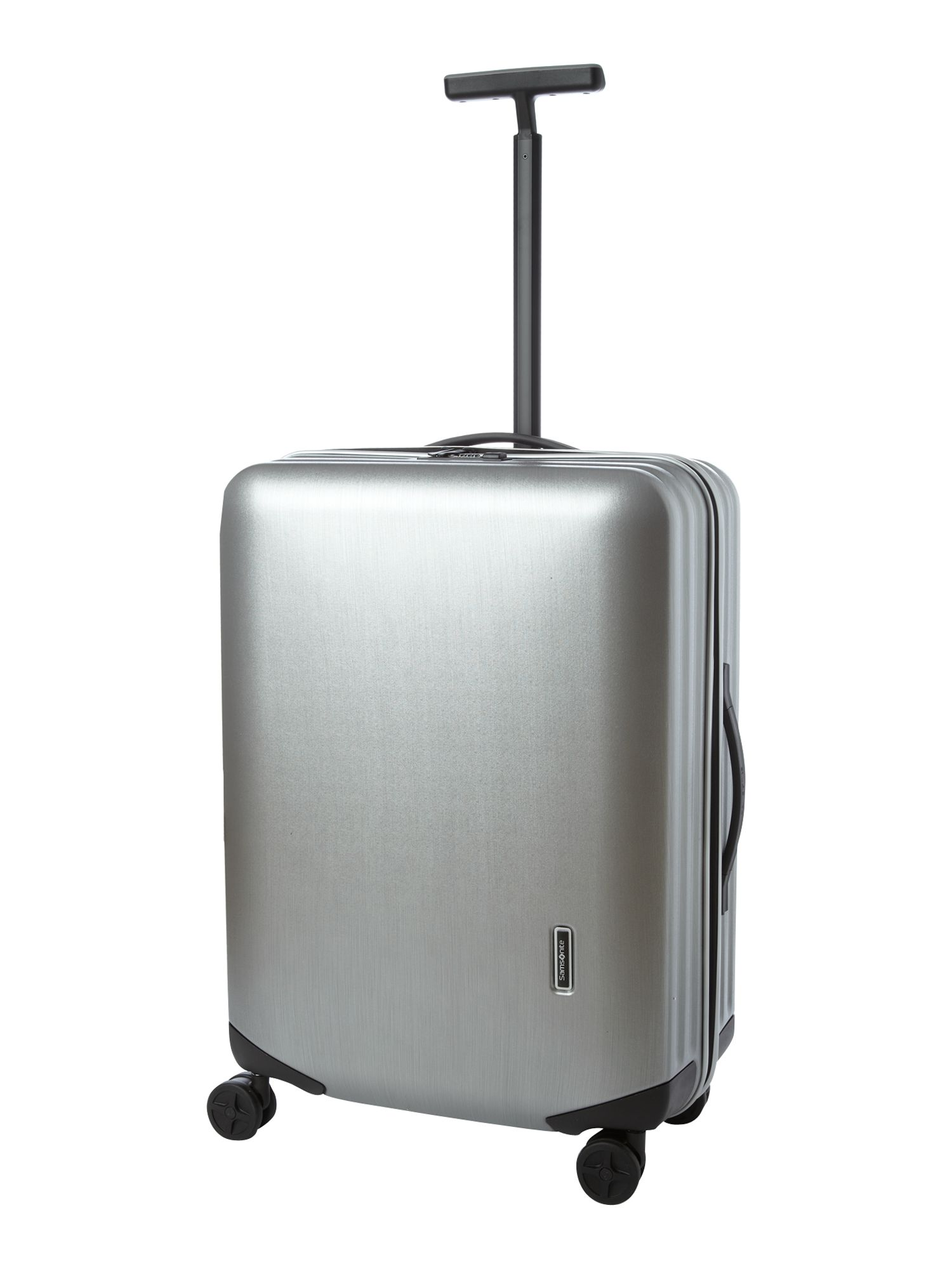Inova Silver 69cm 4 Wheel Case