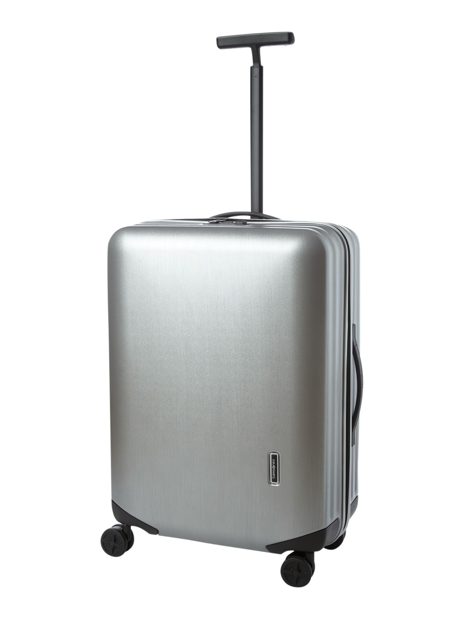 Inova Silver 75cm 4 Wheel Case