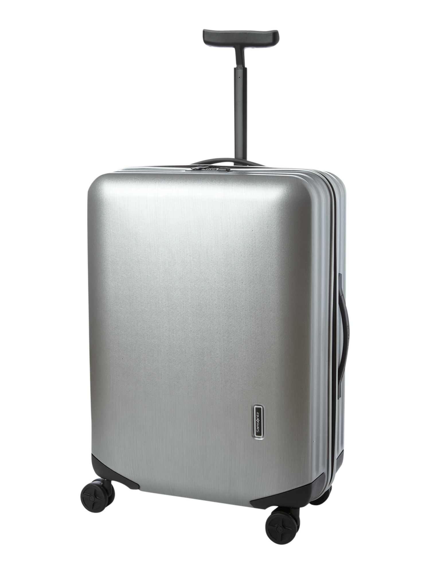 Inova Silver 81cm 4 Wheel Case