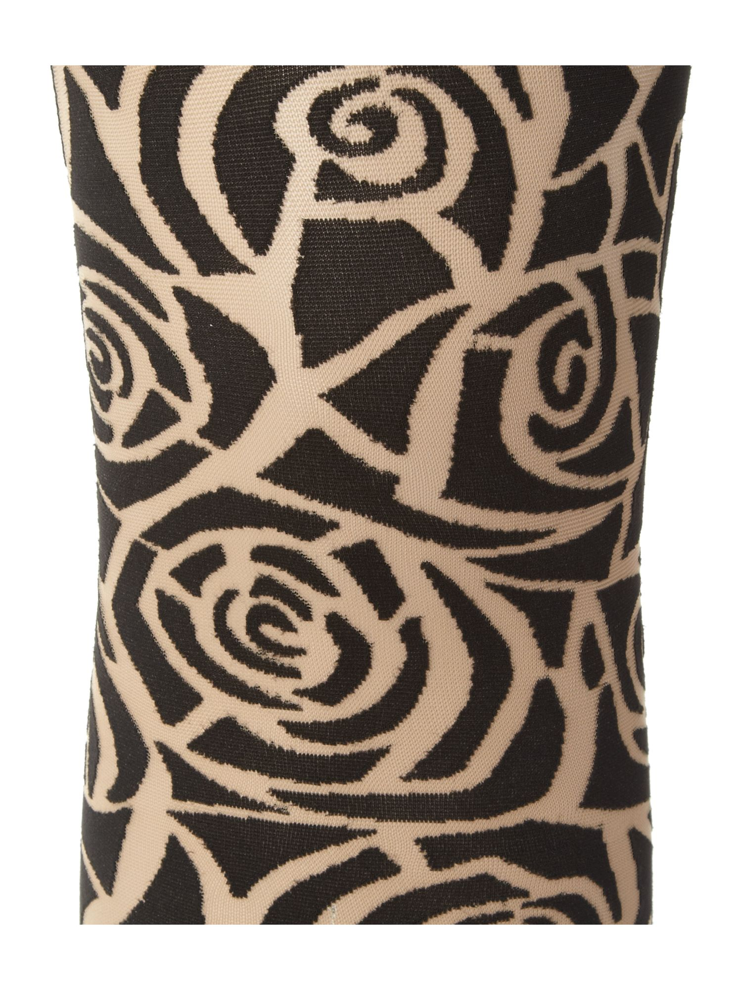 Rockn` rose tights