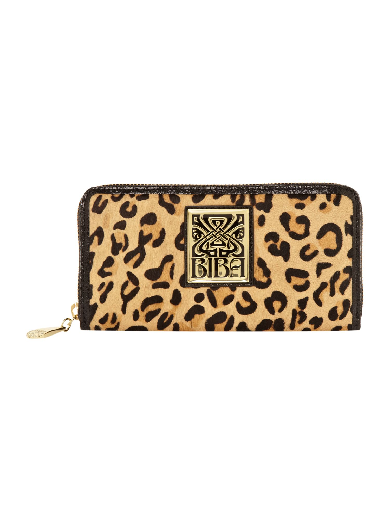 Click to view product details and reviews for Biba Ruby Zip Around Purse Brown.