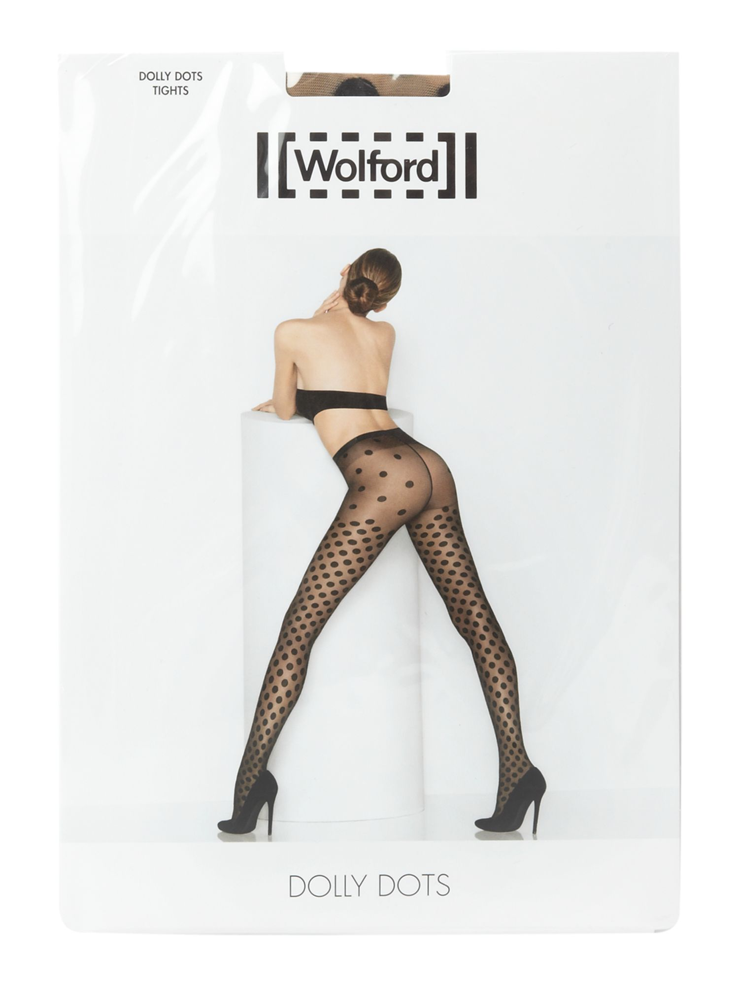 Dolly dots tights