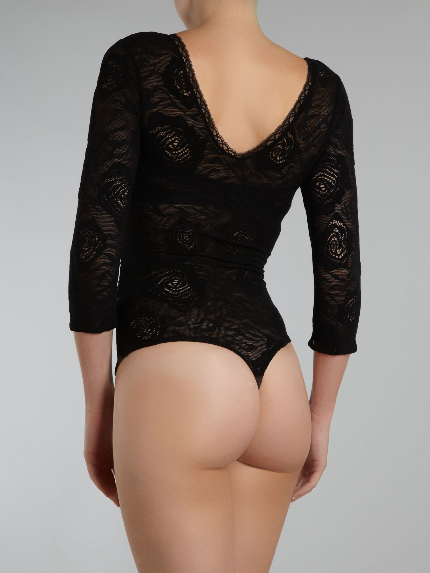 Anirose string body