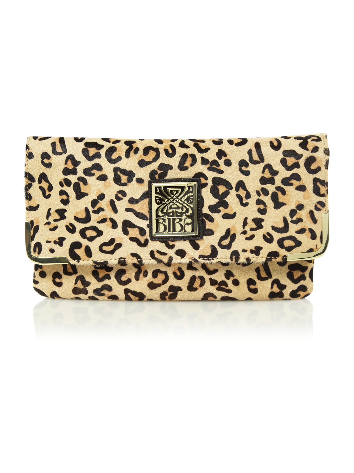 Faith clutch bag