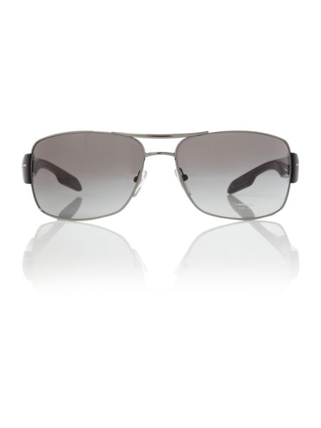 Prada Linea Rossa Mens PS 53NS Sunglasses