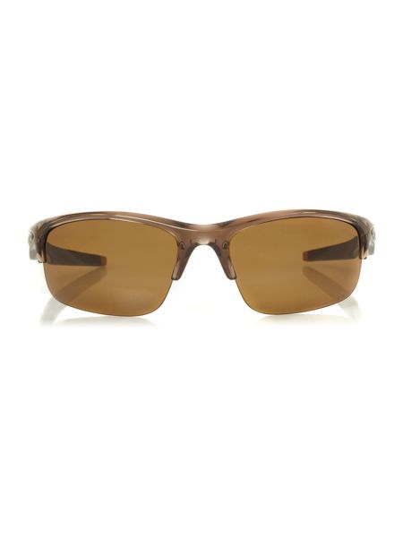 Oakley Mens OO9164 Bottle Rocket Polar Brown Sunglasses