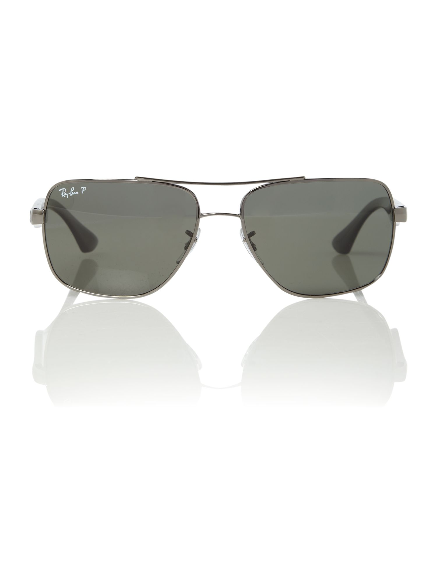 Mens RB3483 Square Sunglasses