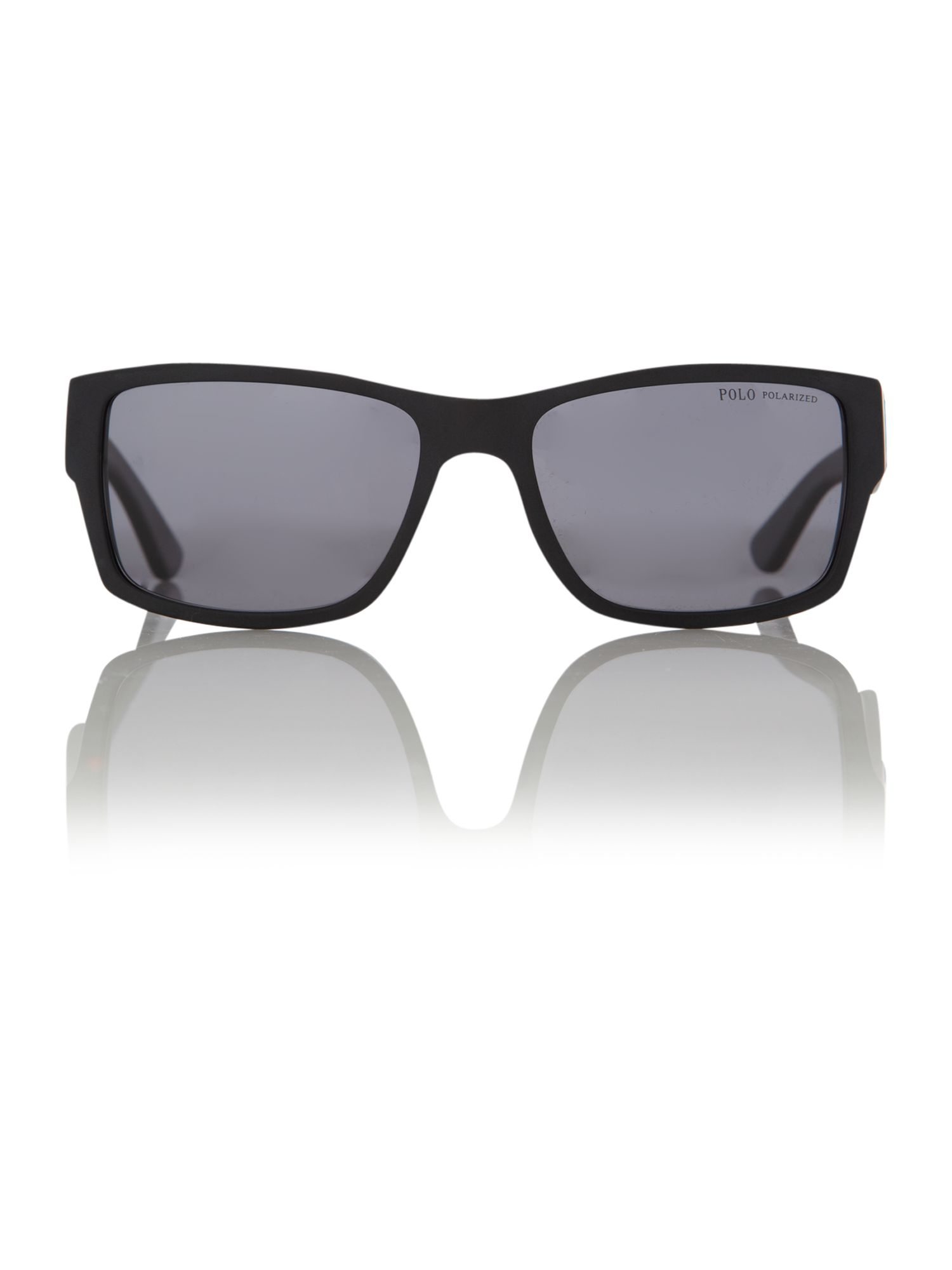 Mens PH4061 Pony Player Black Sunglasses