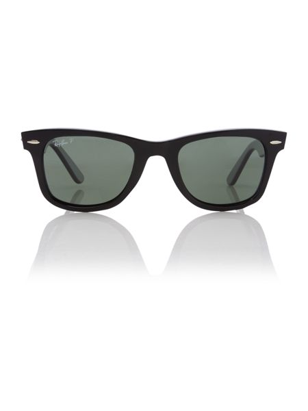 Ray-Ban Unisex RB2140 50 Wayfarer Sunglasses