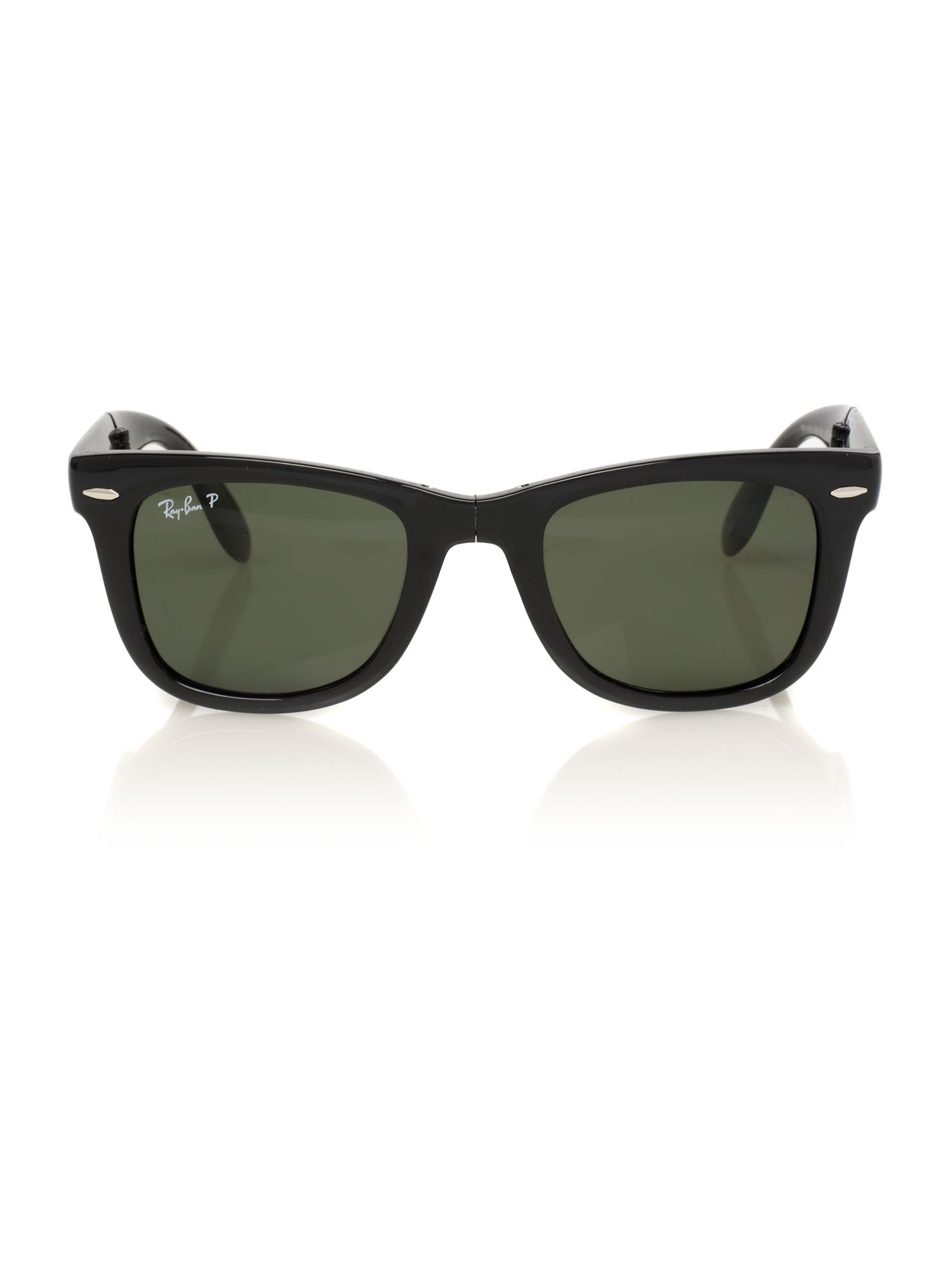 Unisex RB4105 Folding Wayfarer Sunglasses