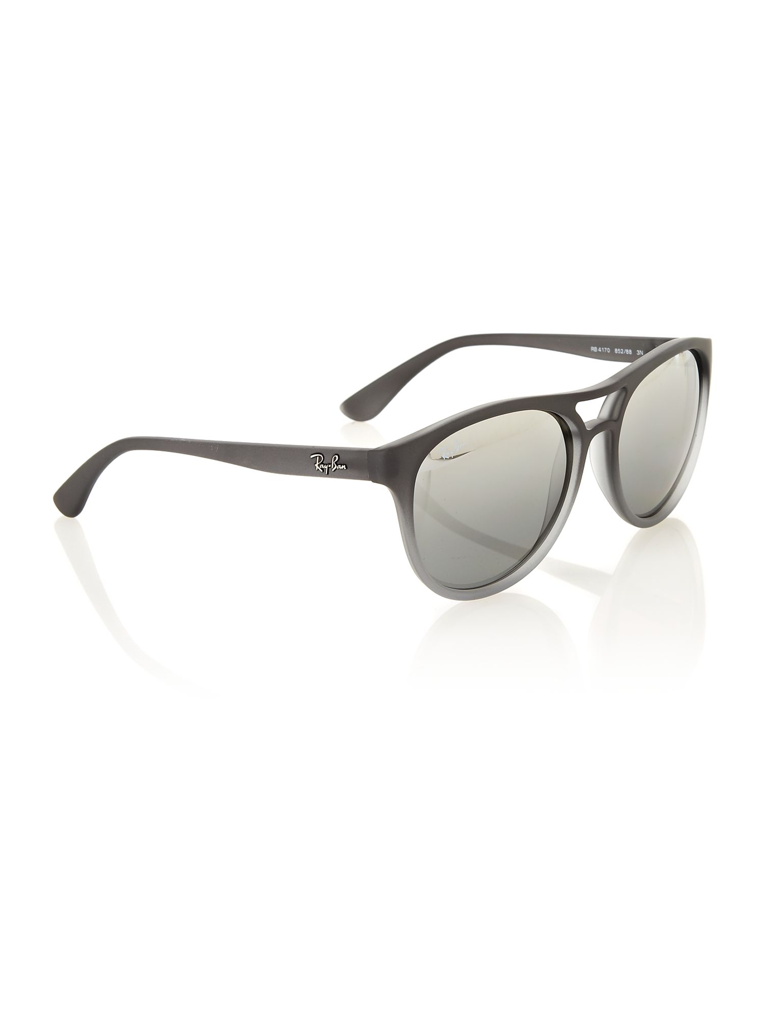 Mens RB4170 Brad Grey Sunglasses