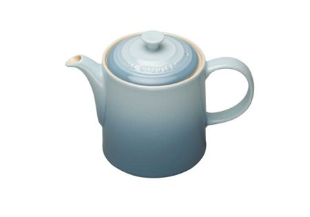 Le Creuset 1.3L Grand Teapot Coastal Blue