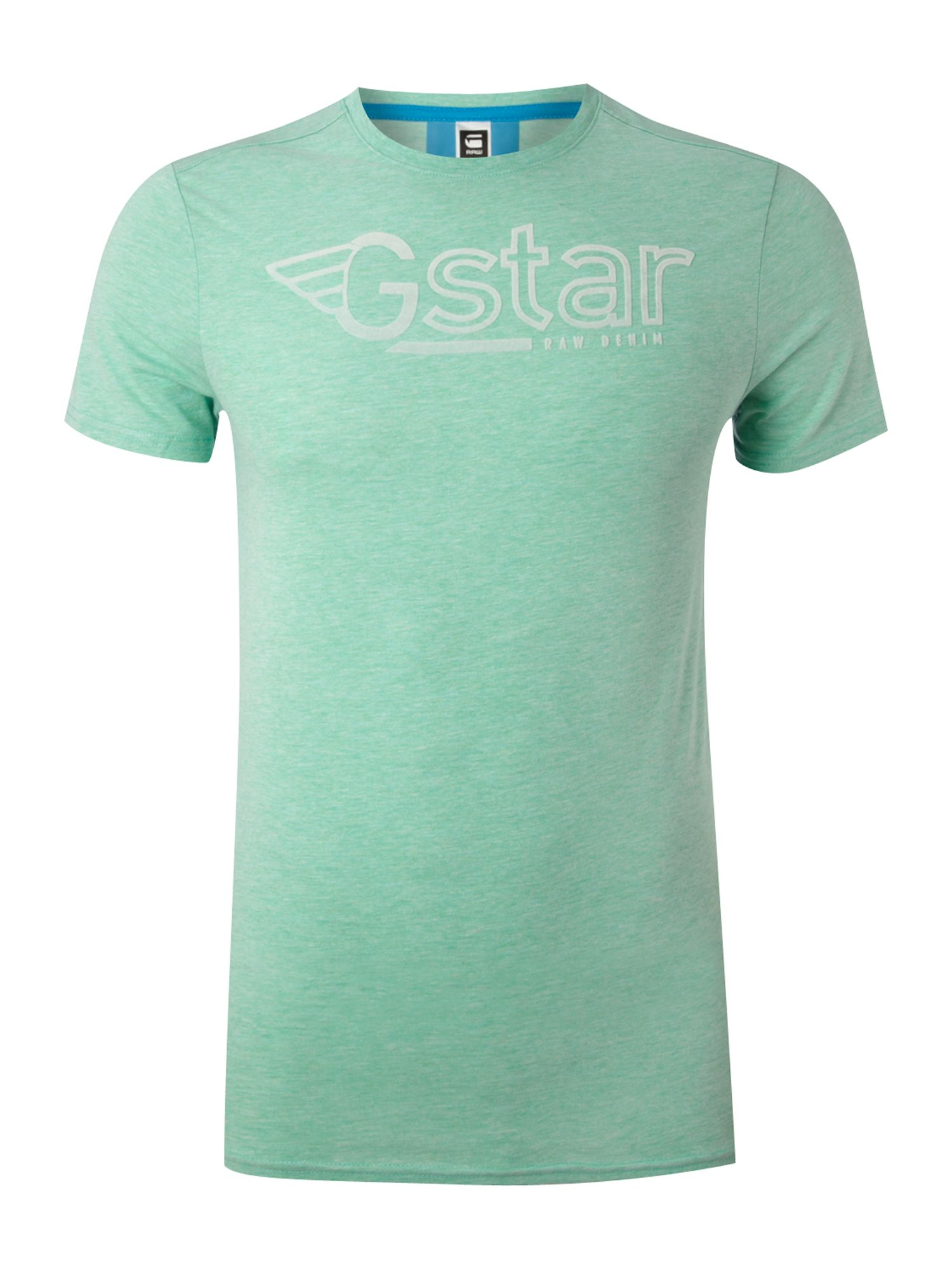 G-Star Mens G-Star Climber t-shirt, Bottle Green product image