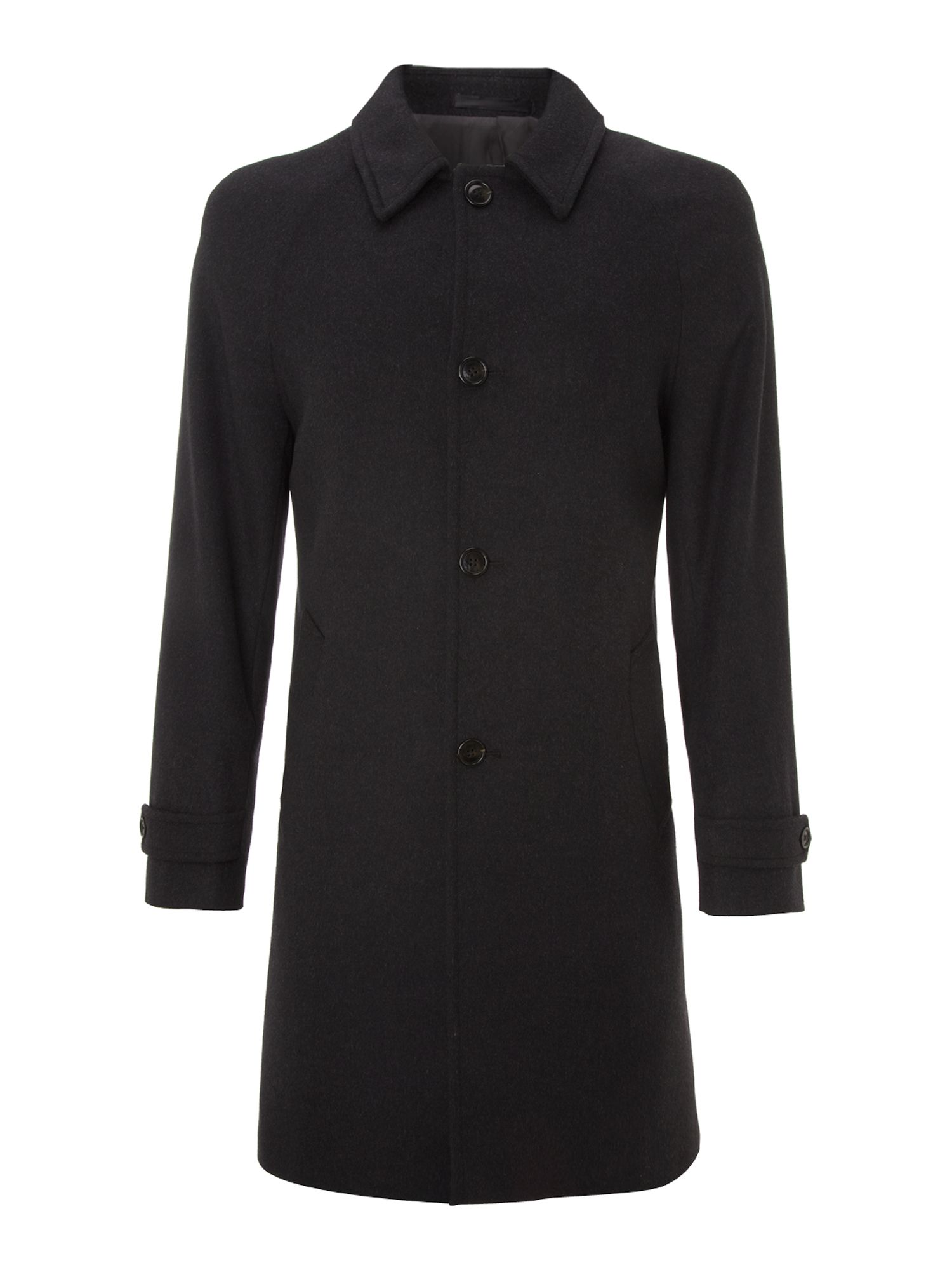 Formal Raglan collar coat