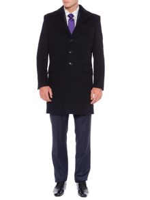 New & Lingwood Luxury formal overcoat