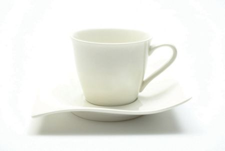 Maxwell & Williams MOTION SQUARE DEMI CUP & SAUCER