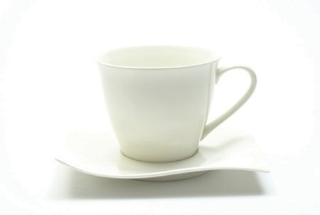 Maxwell & Williams Motion square cup and saucer