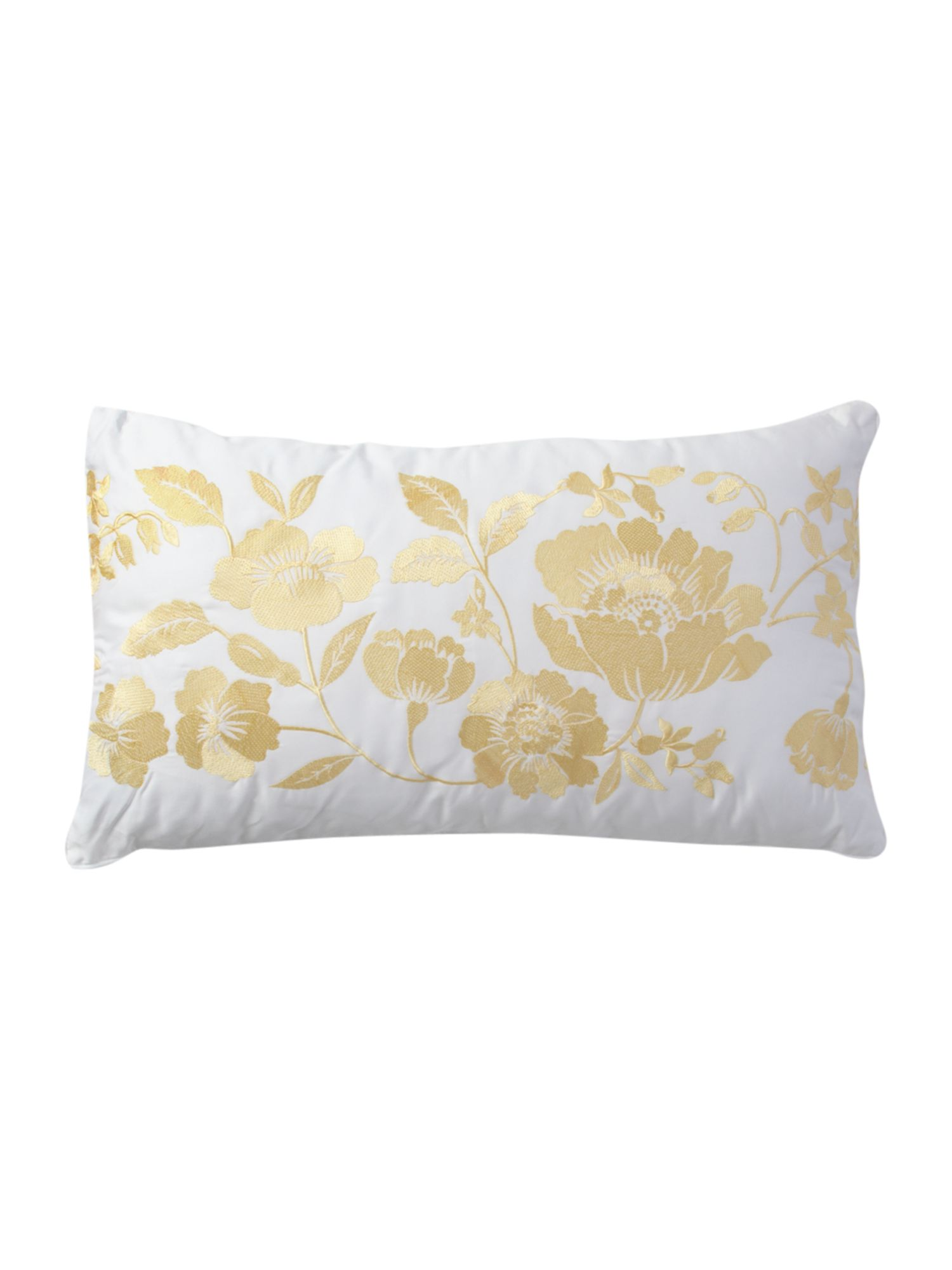 Isadora cushion yellow