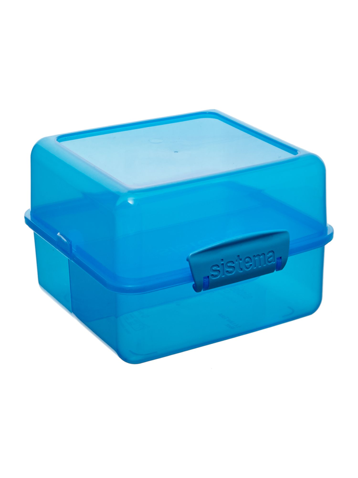 Sistema `Lunch cube` tupperware box in assorted colours