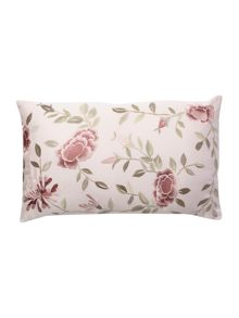 Memoirs pink cushion