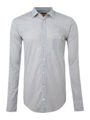 Hugo Boss Long sleeved stripe shirt