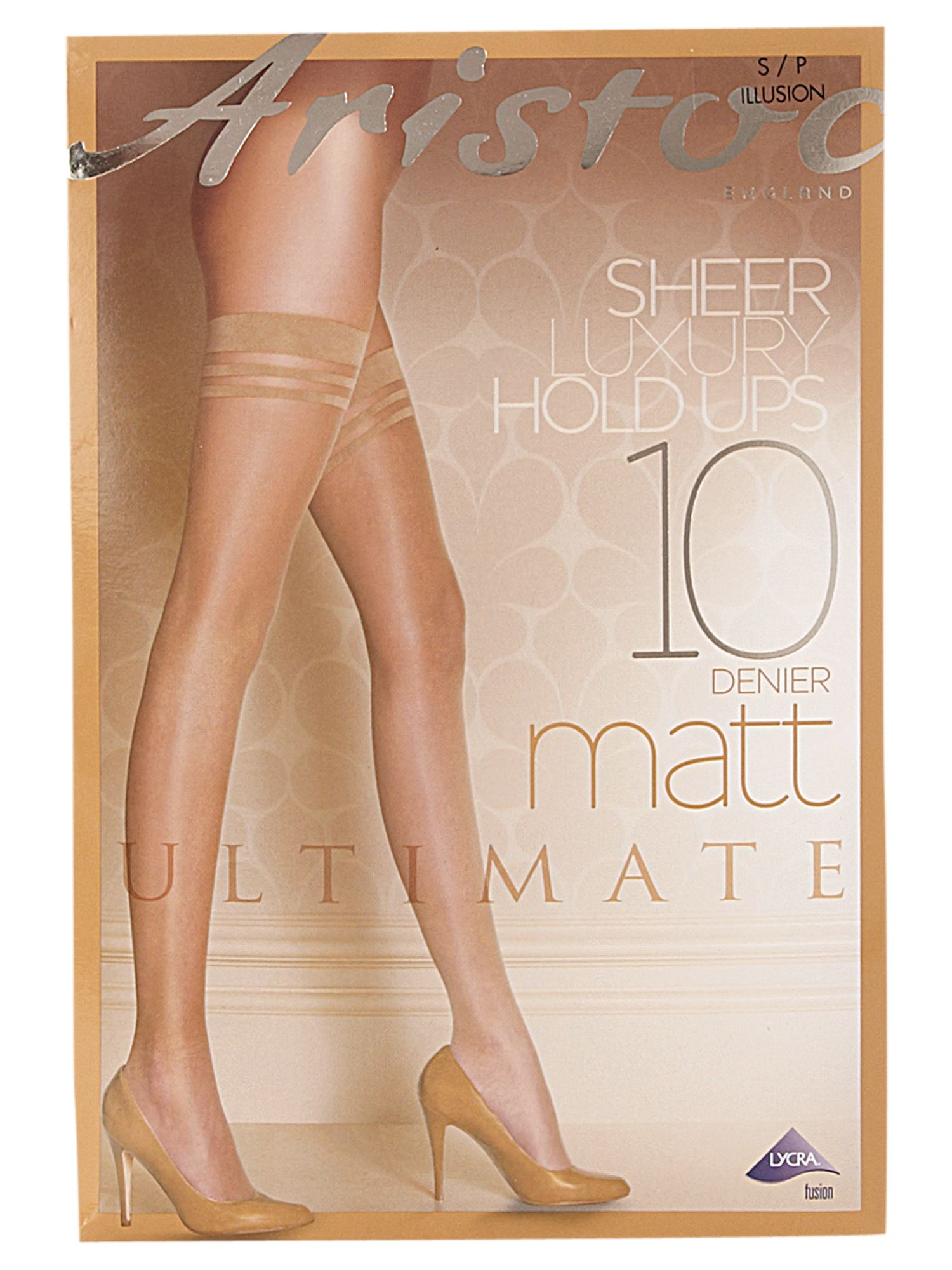 10D ultimate matt hold ups