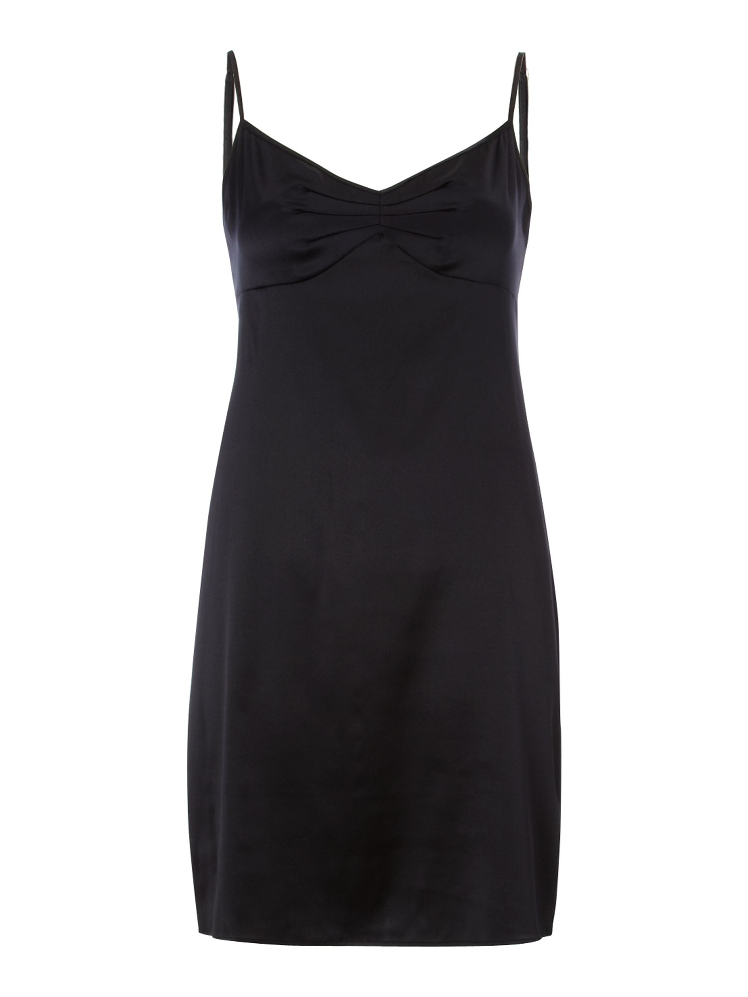 Samantha stretch silk chemise