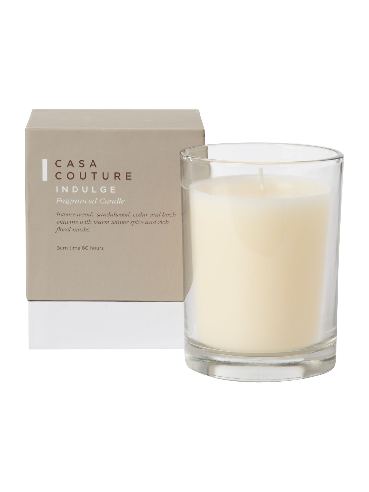 Indulge candle