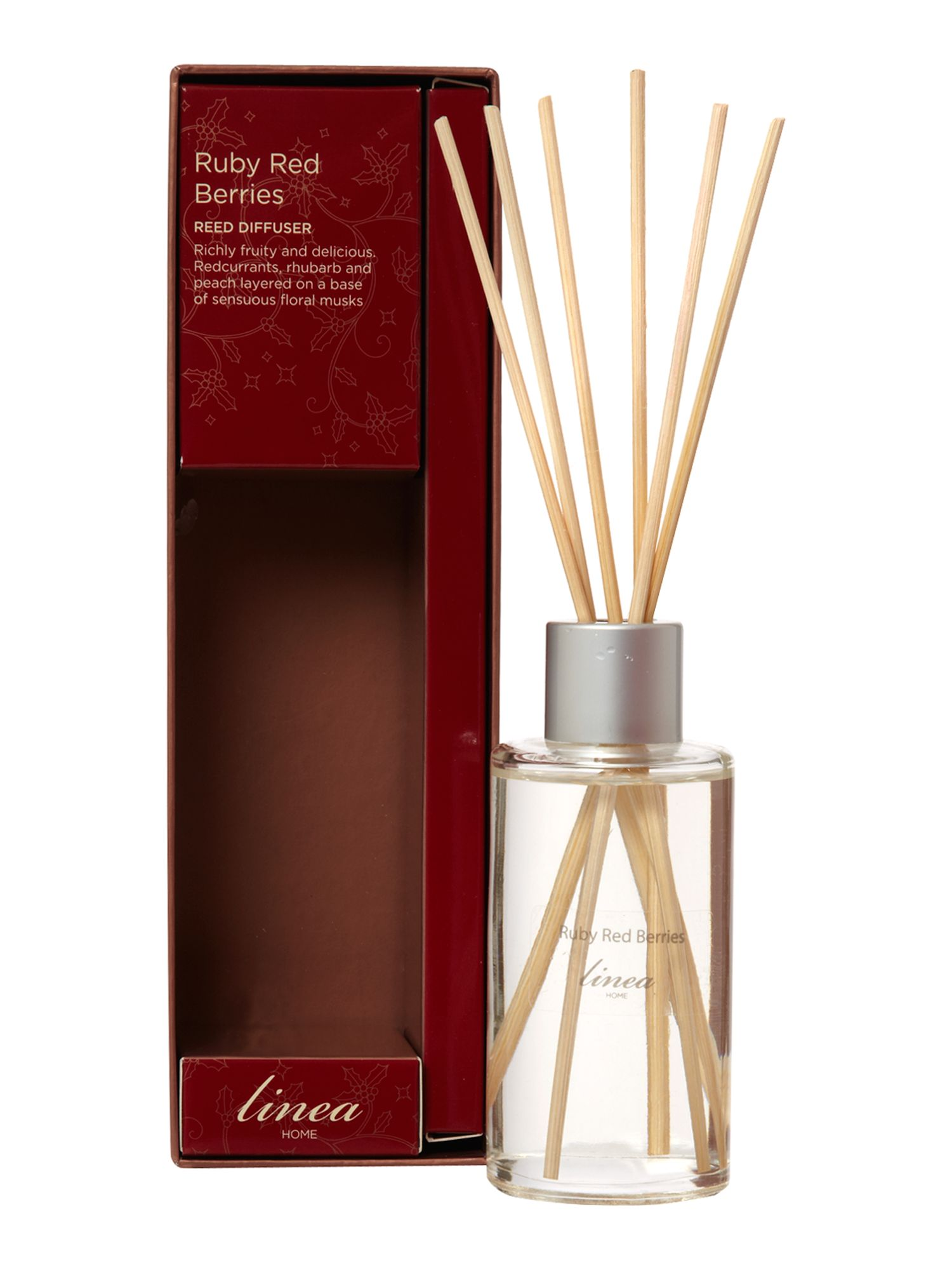 Ruby red berries diffuser