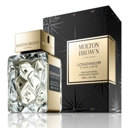 Molton Brown Navigations Through Scent - Londinium