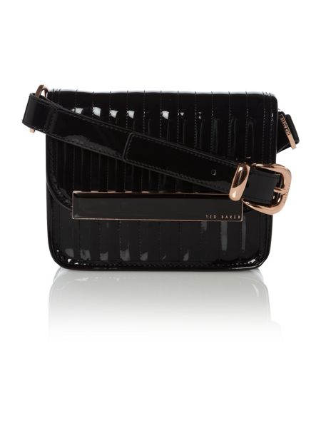 Ted Baker Puca quilted mini crossbody bag