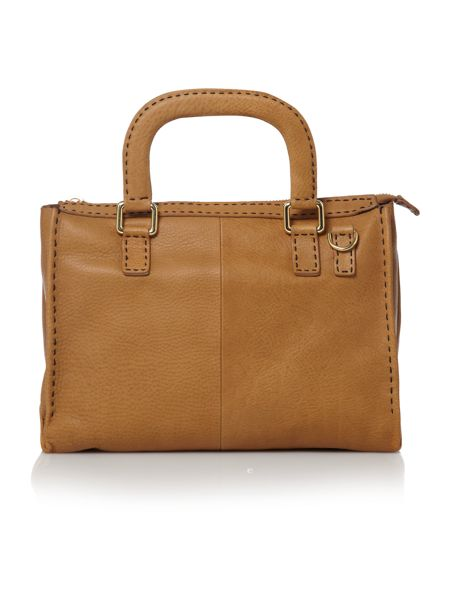 Ted Baker Hickory stitch tote bag