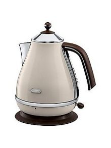 Delonghi Vintage Icona Cream Kettle KBOV3001.BG