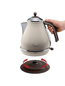 Vintage Icona Cream Kettle KBOV3001.BG