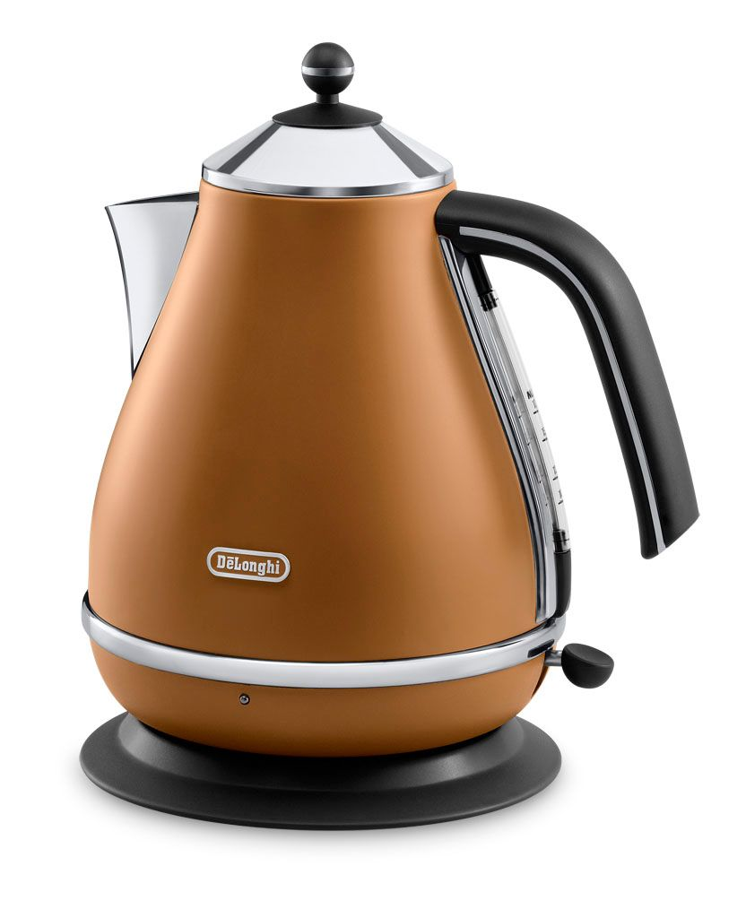 Vintage Icona Tan Kettle KBOV3001.BW