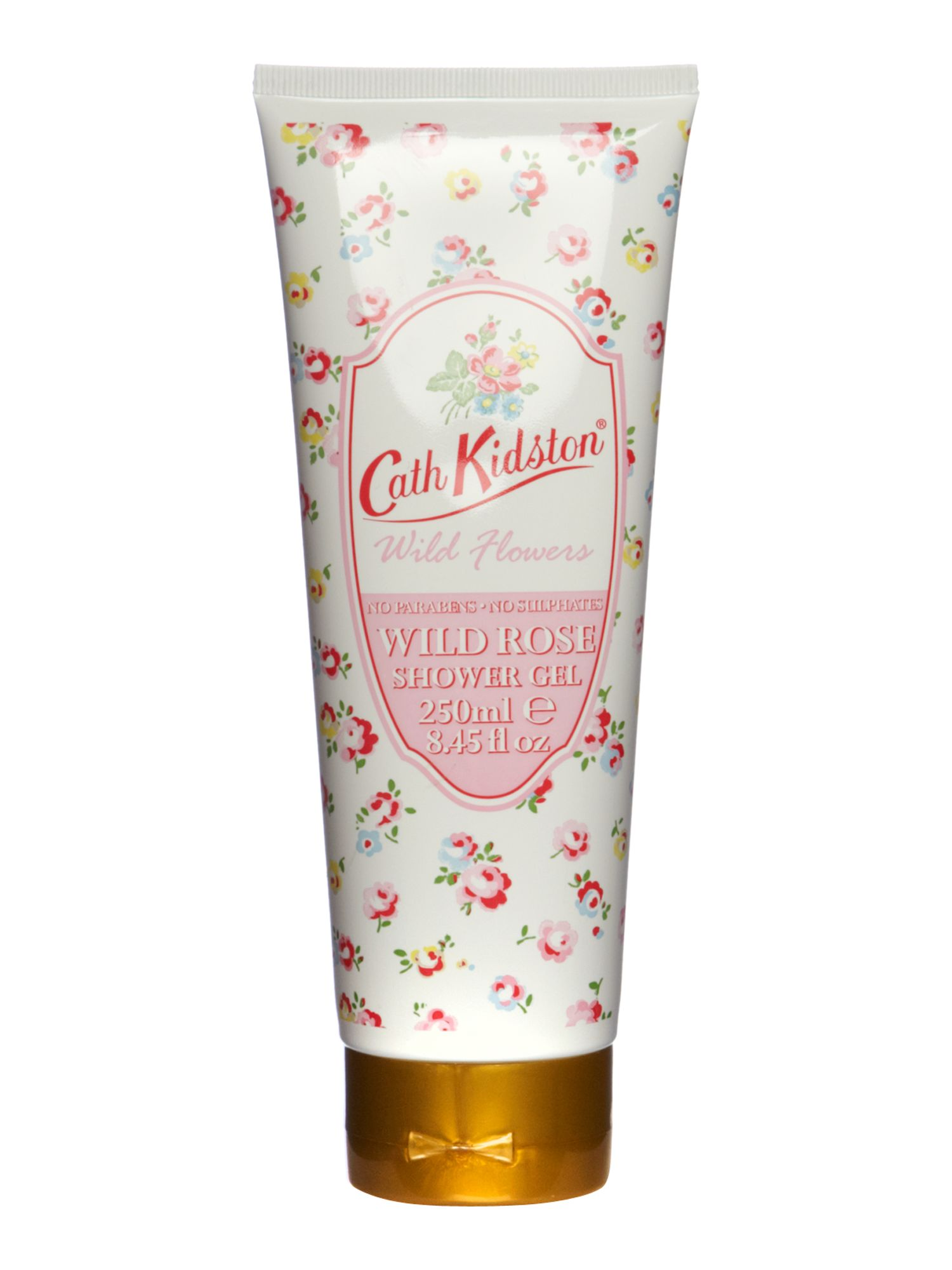 Cath Kidson Wild Rose shower gel 250ml