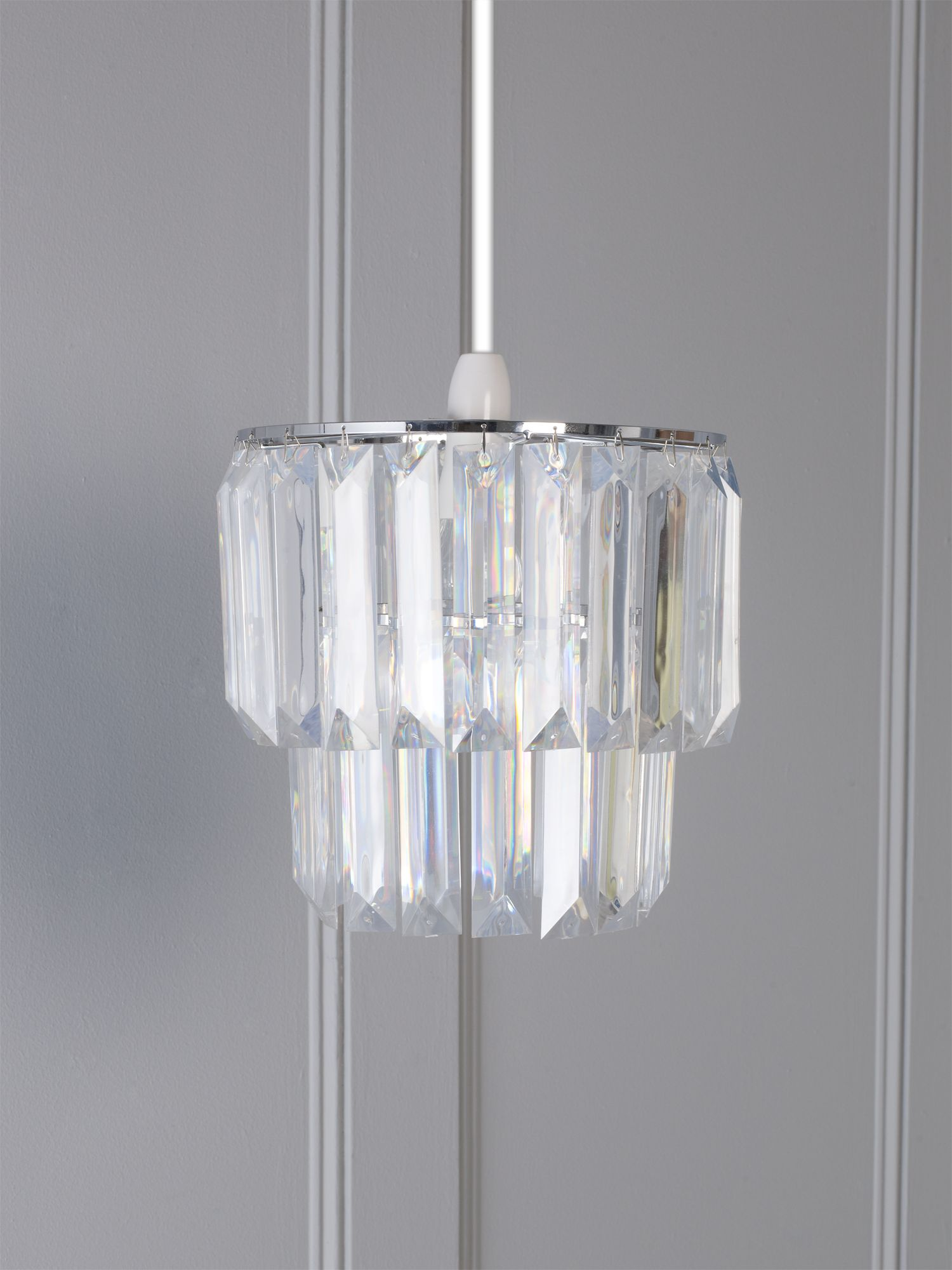 Bella easy fit chandelier