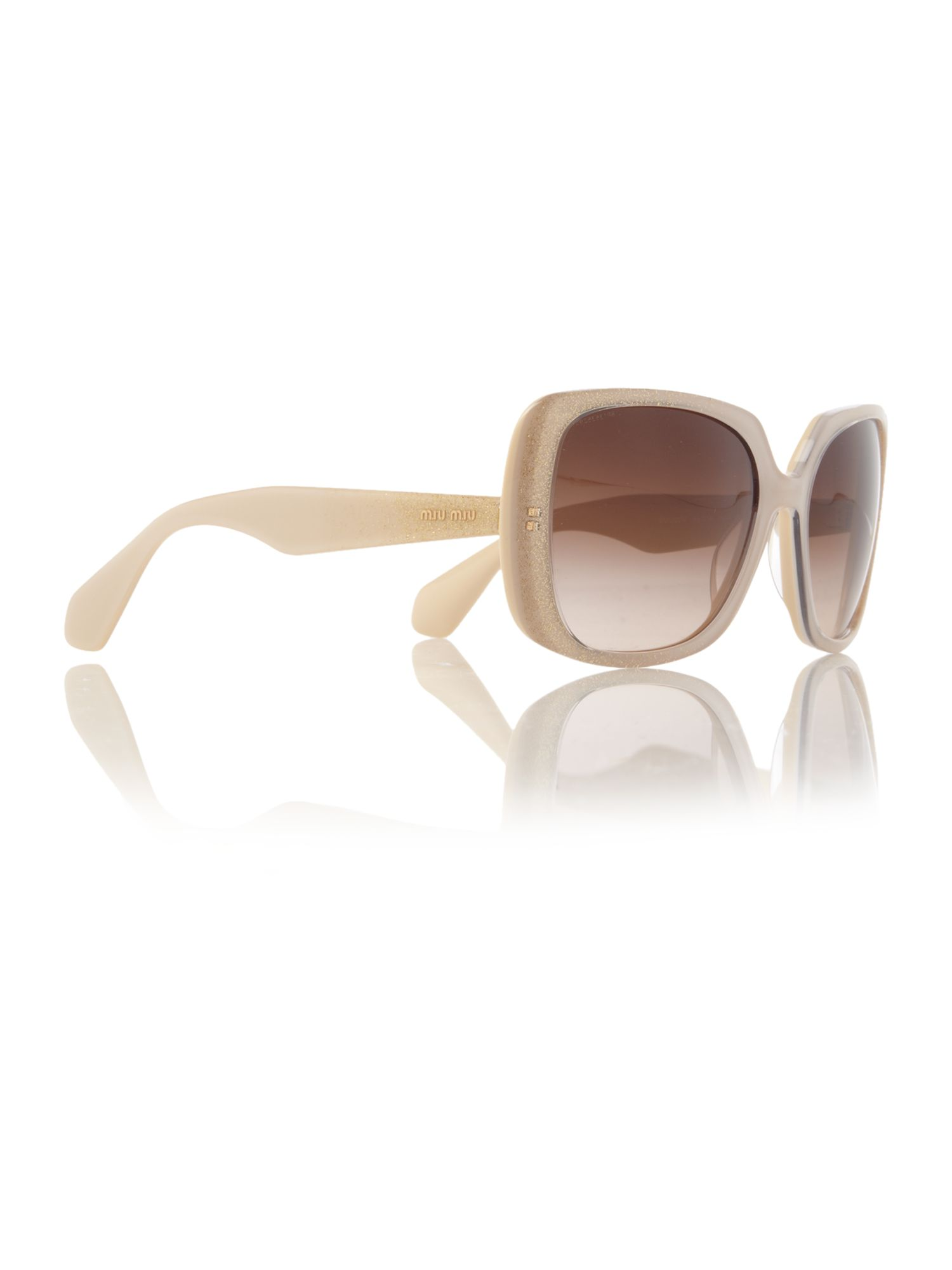 Ladies MU 02NS Sunglasses