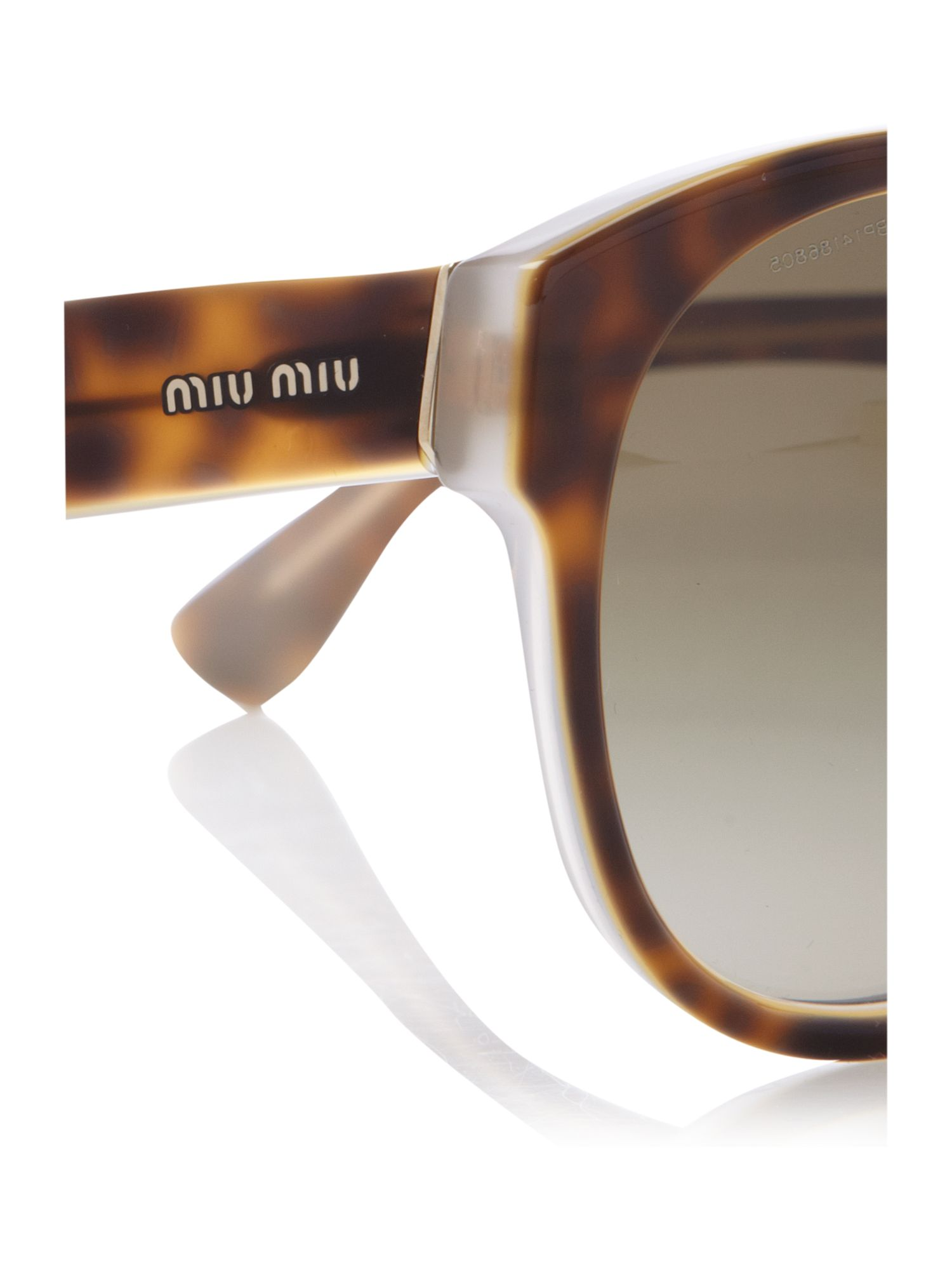 Ladies MU 03NS Sunglasses