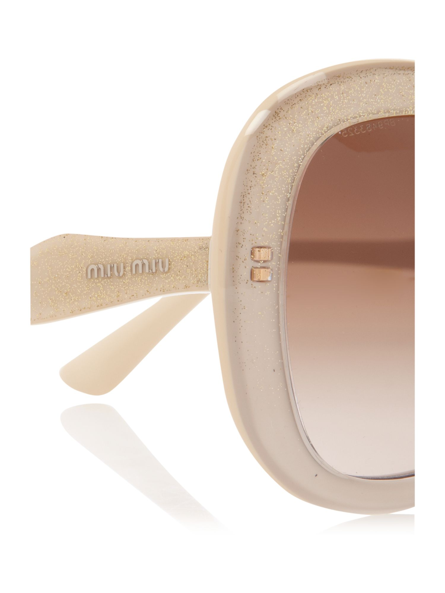 Ladies MU 05NS Sunglasses