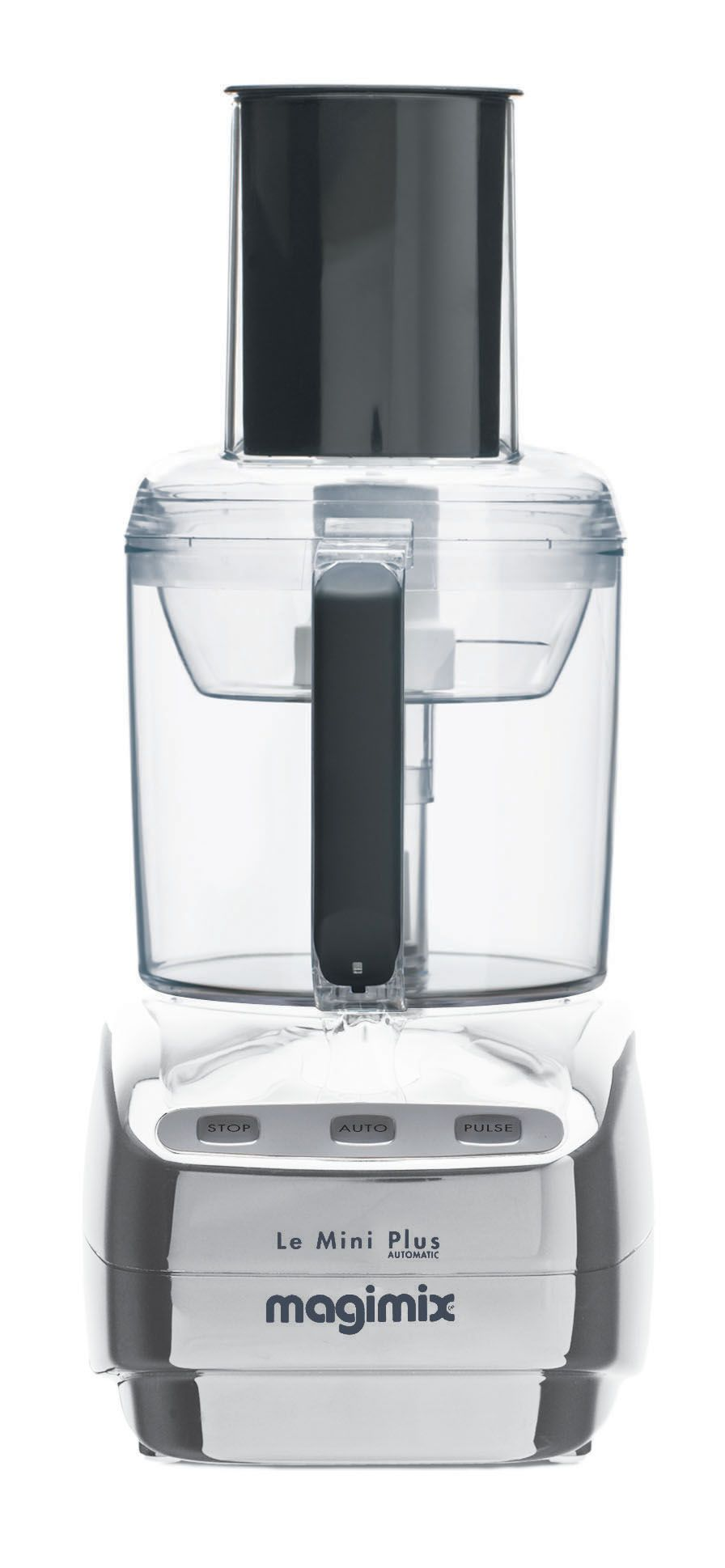 Le Mini Plus Food Processor Chrome