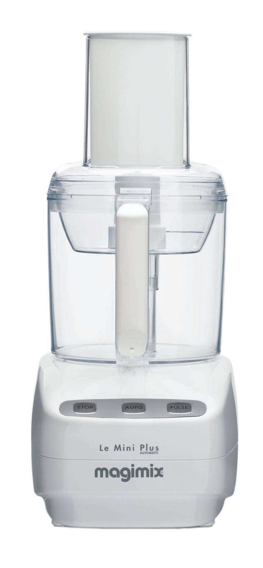 Le Mini Plus Food Processor White