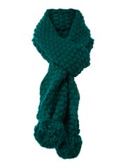 Dickins & Jones Pom pom scarf