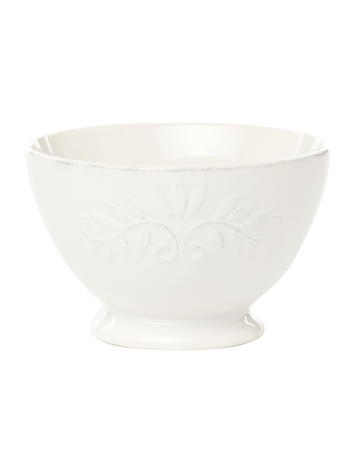 Elizabeth footed bowl